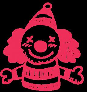 puppet-clown